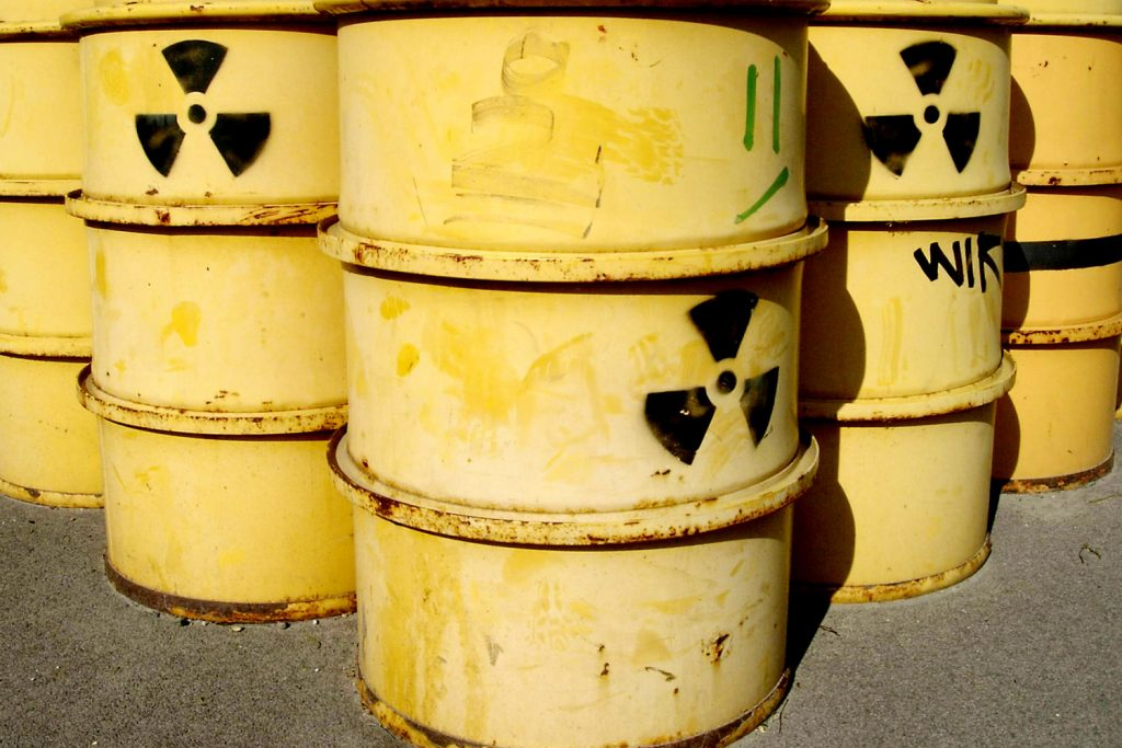 The Need-To-Knows Of Radioactive Waste Disposal