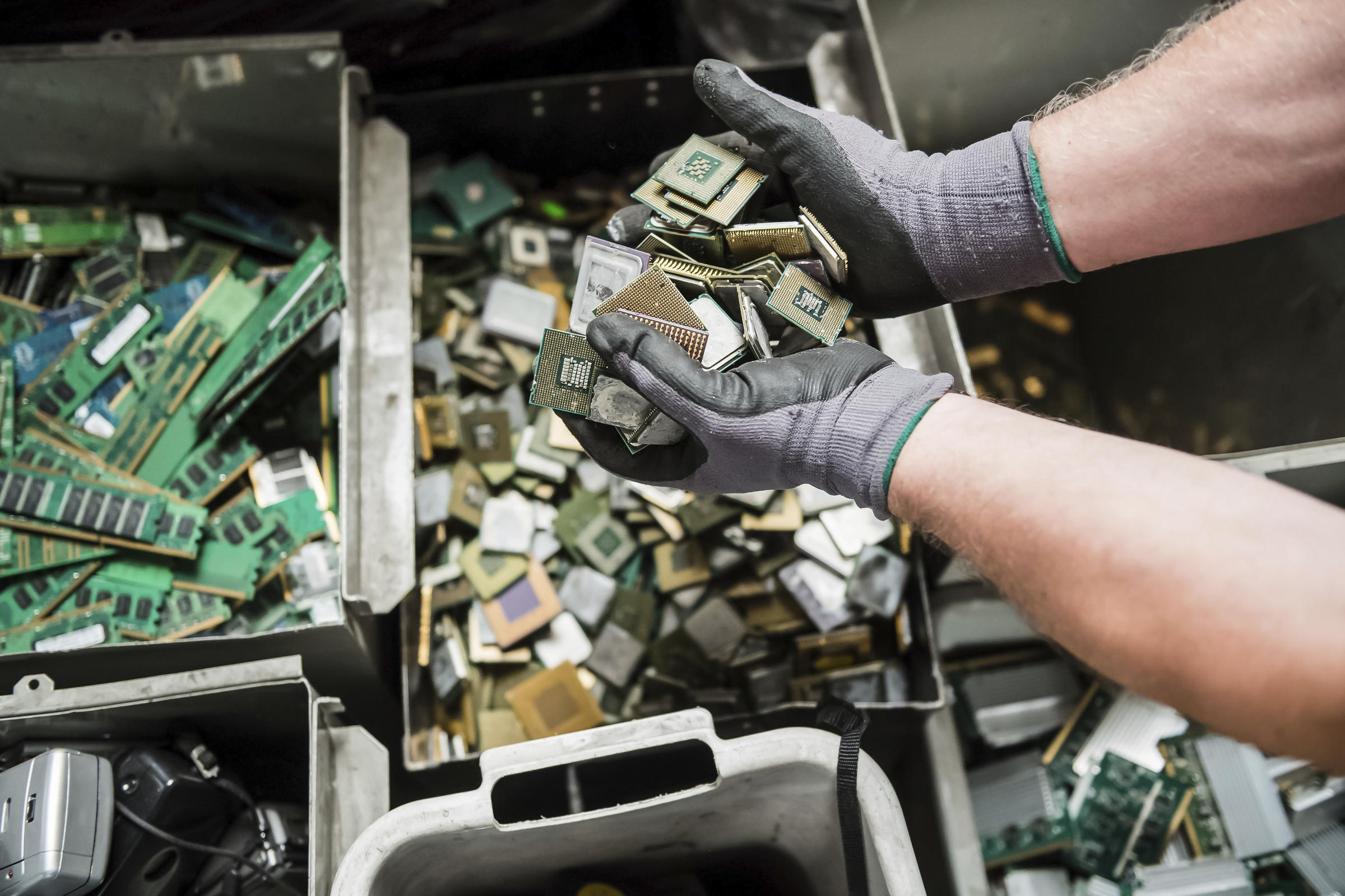 The Benefits Of Recycling Hazardous Waste
